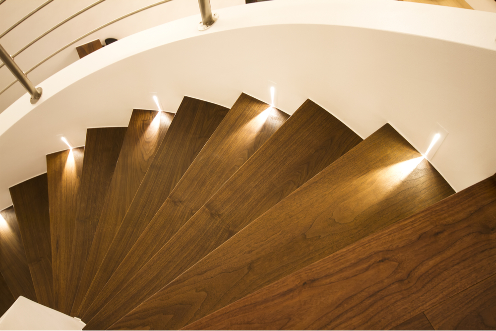 4 Keys for Successful Stair Lighting